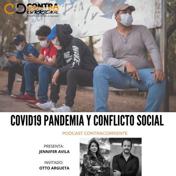 COVID19 PANDEMIA Y CONFLICTO SOCIAL