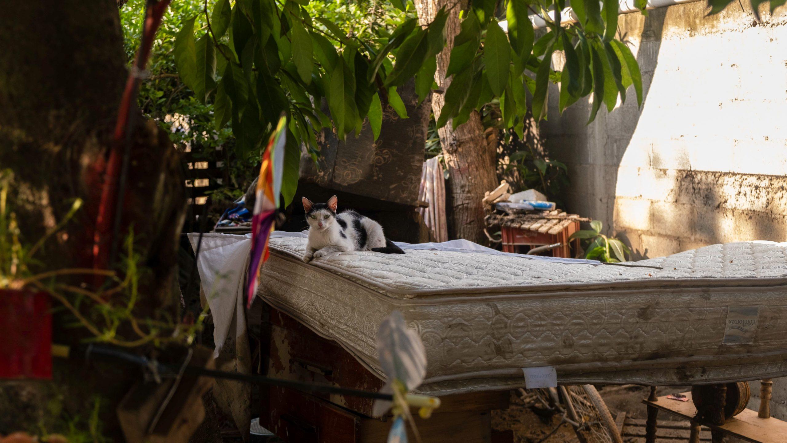 Miles de familias perdieron casi todos sus enseres domésticos por Eta. San Manuel, Cortés, 8 de noviembre de 2020, Foto: Deiby Yanes.