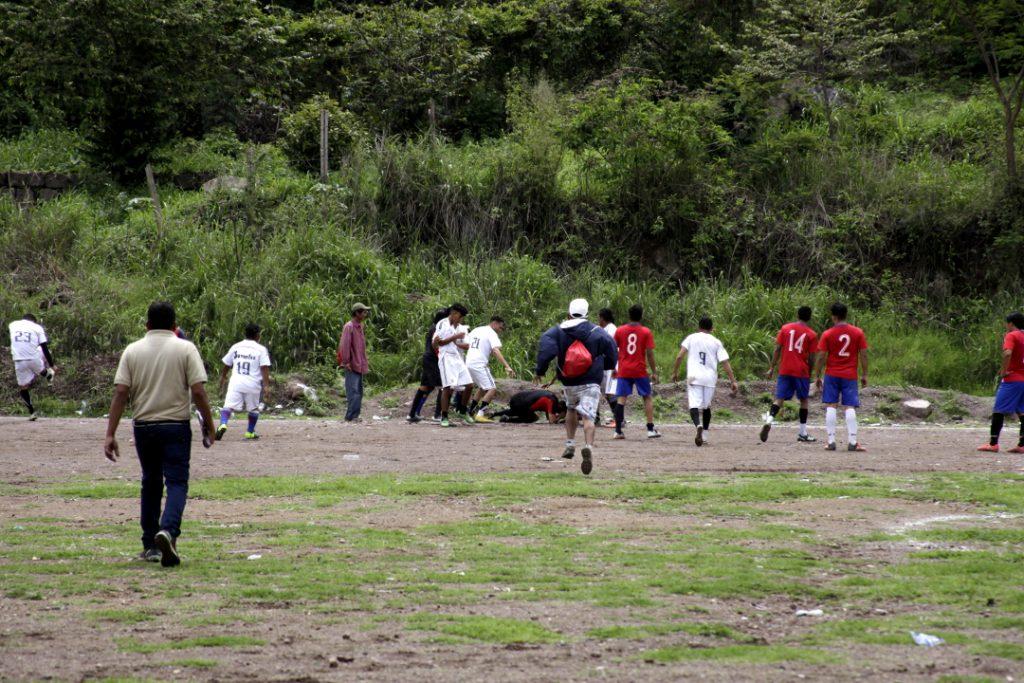 Partidos de la ligas burocráticas de Tegucigalpa