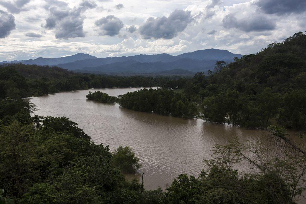 El río Patuca es el segundo más grande de Centroamérica.