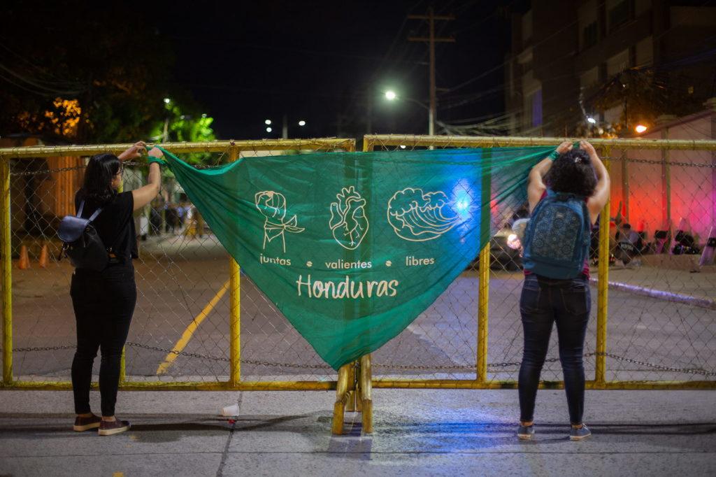 Aborto en Honduras