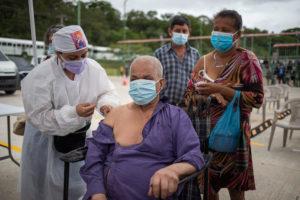 Vacunatón Honduras