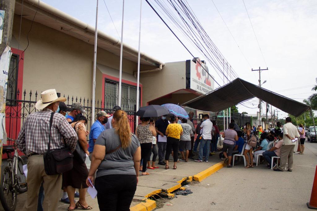 Cámara de comercio El Progreso,Yoro