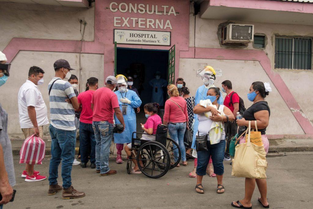 COVID-19 | Hospital Leonardo Mendoza