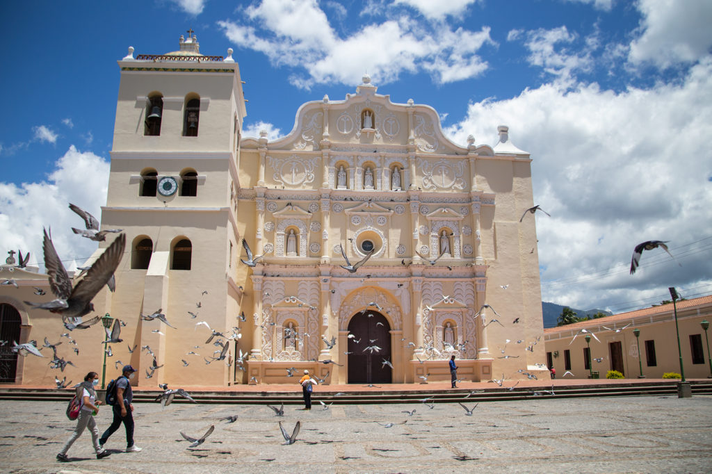 catedral de Comayagua