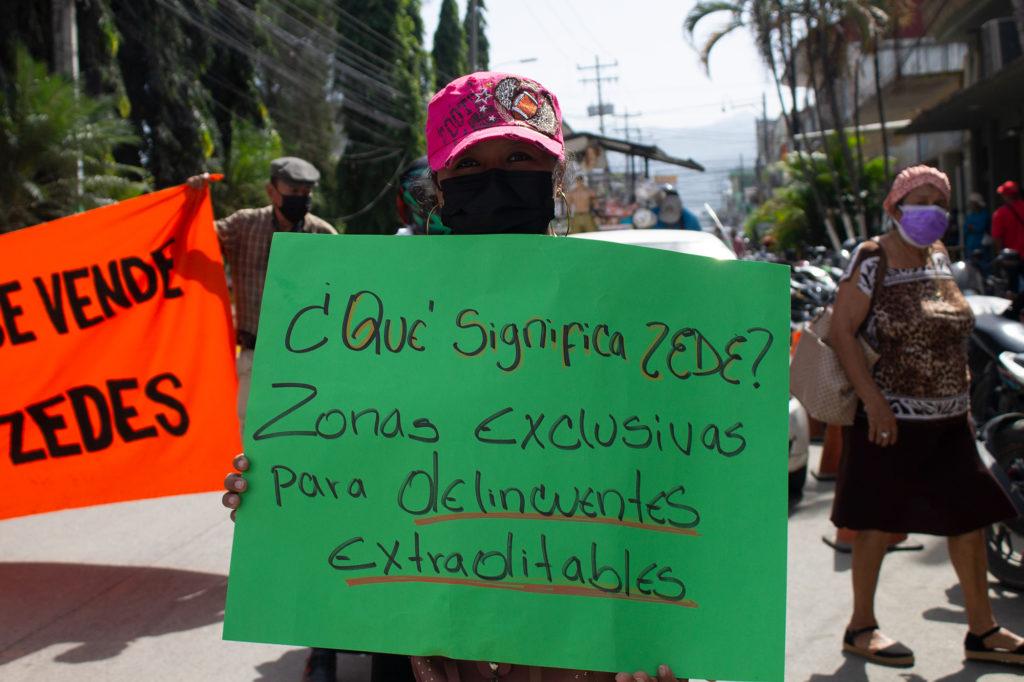 Contra las ZEDES | Zede Honduras | zedes honduras 2021