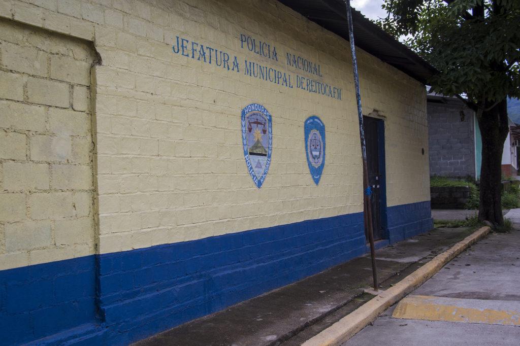 Posta policial Reitoca