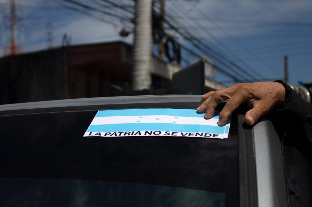 no a las ZEDE | la patria no se vende | bicentenario
