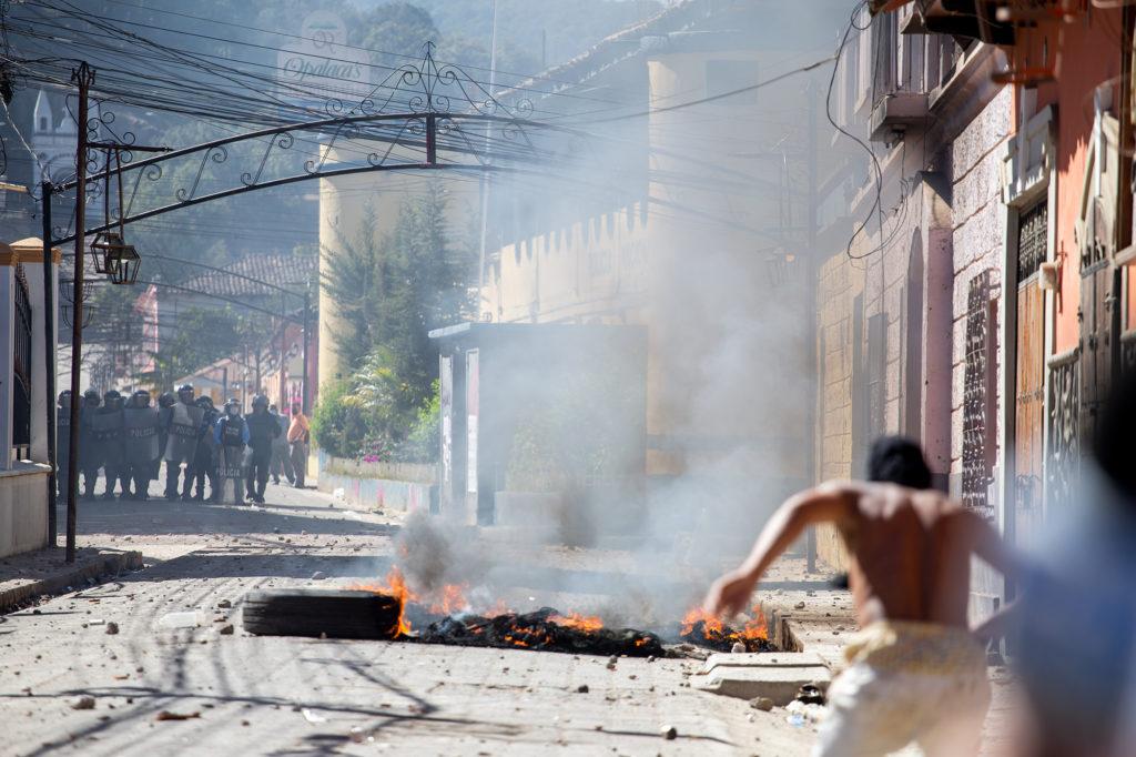 Olivia Zúniga Cáceres | Diputada | Partido Libre | Violencia doméstica | contra la mujer | en Honduras