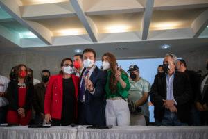 alianza Xiomara Castro y Salvador Nasralla | PSH | Salvador de Honduras | Libre | 2021