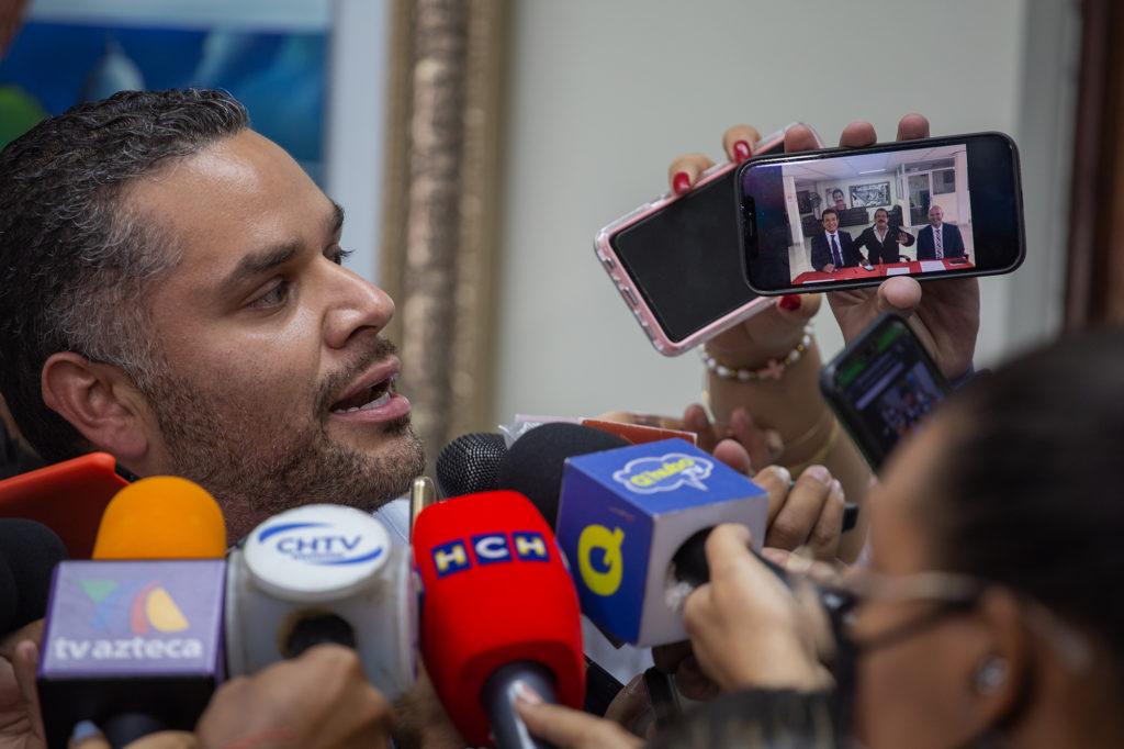 David Chávez   alianza Xiomara Castro y Salvador Nasralla   PSH   Salvador de Honduras   Libre   2021